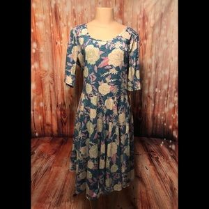 Lularoe Nichole Dress 2XL